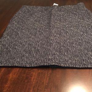 Loft large pencil skirt